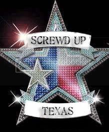 SCWRED UP TEXAS 
